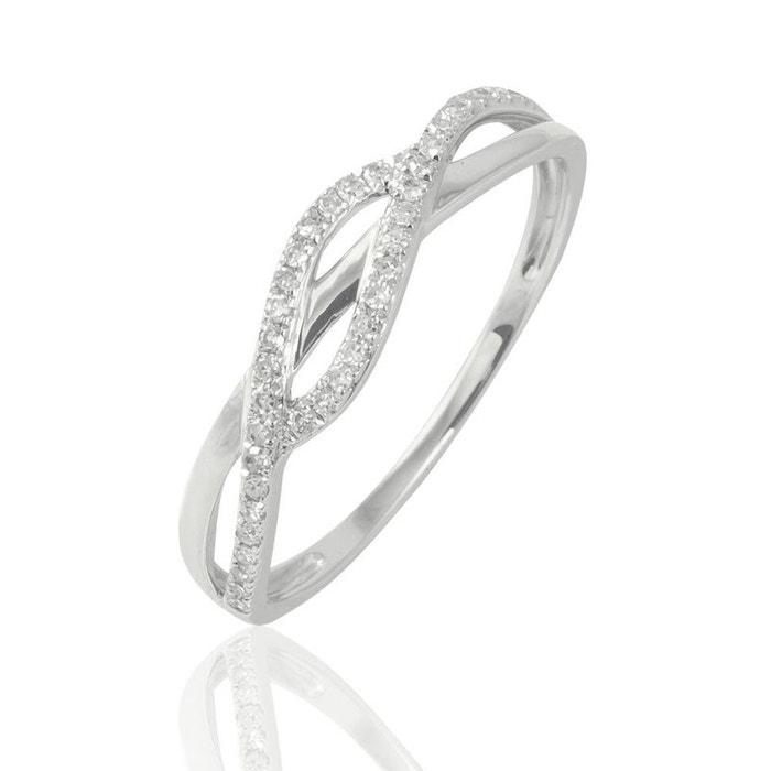 Bague or blanc vague diamants blanc Histoire D'or | La Redoute De Nombreux Types De Vente Vue Vente Pas Cher Wiki Vente Pas Cher 5oEOhREK0K