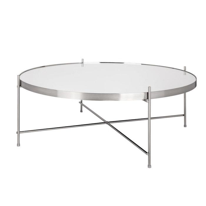 Table basse ronde Valdo S RENDEZ VOUS DECO