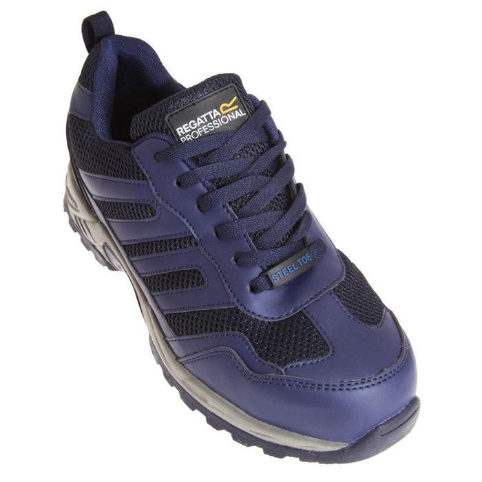 Hardwear  baskets de sécurité pieds larges légères bleu Regatta