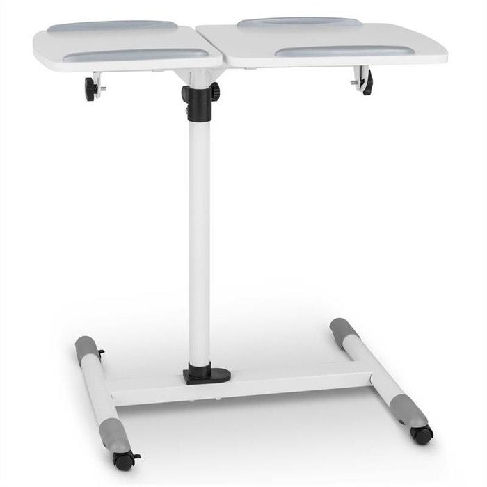 Ts 5 table pour vid oprojecteur 2 tages max 10 kg hauteur r glable frontstage la redoute - Table pour videoprojecteur ...