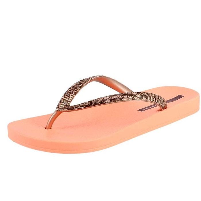 Sandales  /  nu-pieds caoutchouc  bonbon Ipanema  La Redoute
