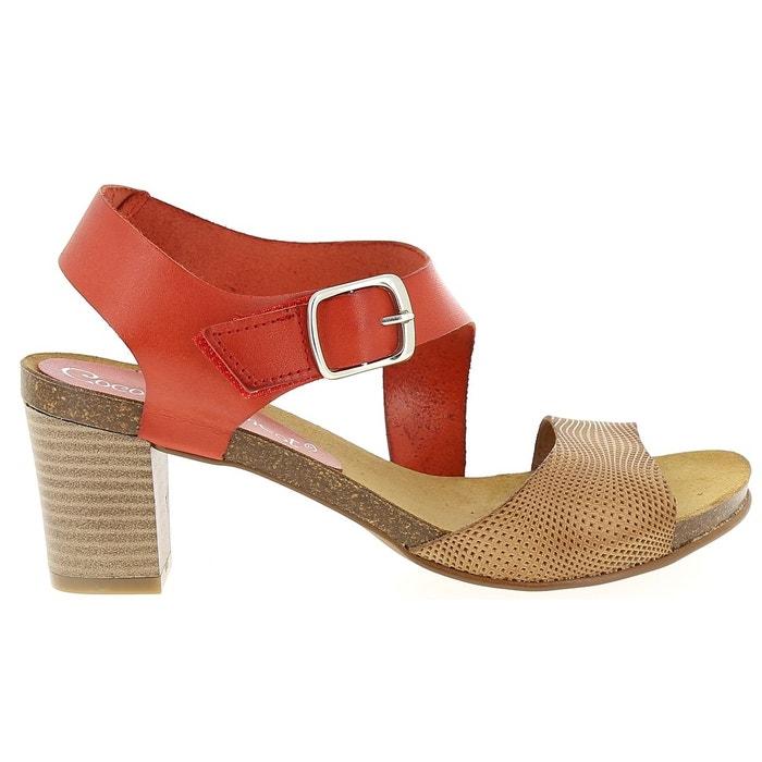 Sandales et nu-pieds coco et abricot v0932a Coco Et Abricot