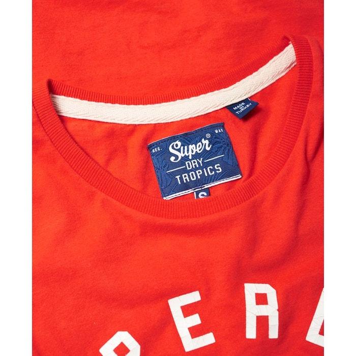 T-shirt Beach SurplusSuperdry Choix La Vente En Ligne 82P1o4