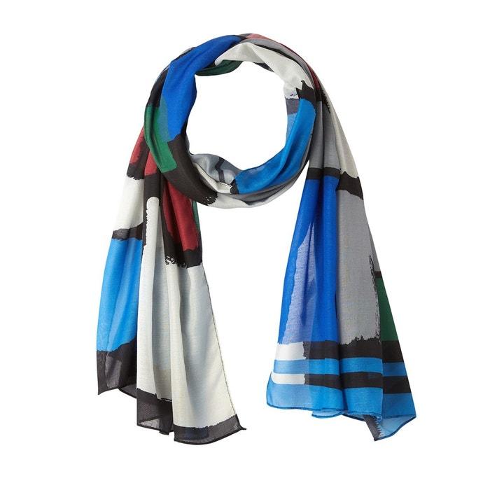 03318b2bef5 Foulard imprimé multicolore multicolore La Redoute Collections