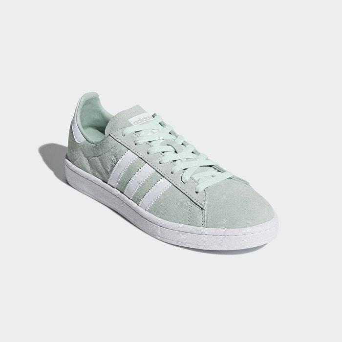 Chaussure campus vert Adidas Originals