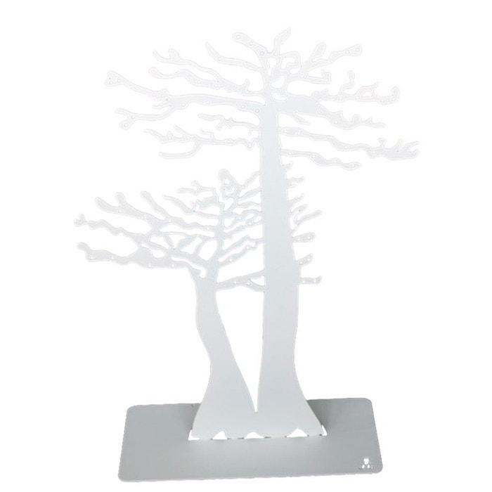 Marque Livraison Gratuite Nouveau Unisexe Arbre porte bijoux baobab blanc Michele Bonte | La Redoute Faux À Vendre gddeC