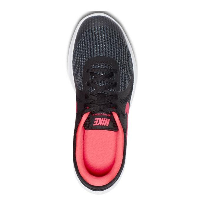 6184a4ae88a Running sneakers revolution 4 (gs) zwart/roze Nike   La Redoute