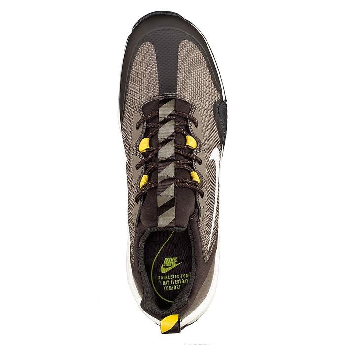 new style 96091 53958 ... Baskets air max grigora marron, blanc Nike ...