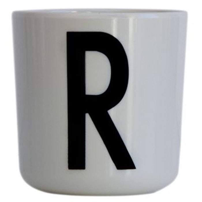 tasse melamine cup design letters couleur unique design letters la redoute. Black Bedroom Furniture Sets. Home Design Ideas