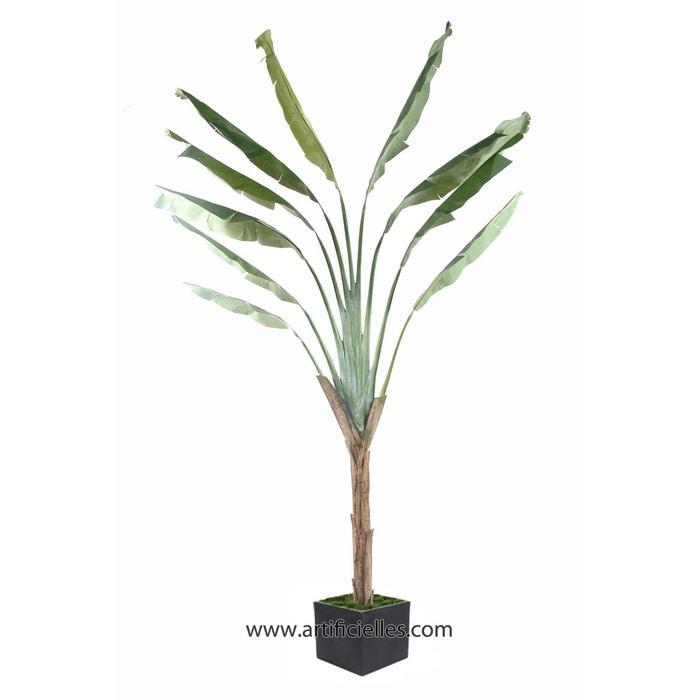 Arbre du voyageur palmier artificiel en pot 350 cm - Arbre artificiel interieur ...