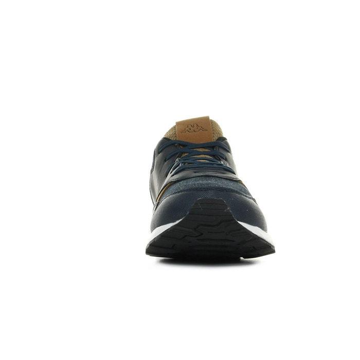 Baskets homme cartago bleu marine/camel Kappa
