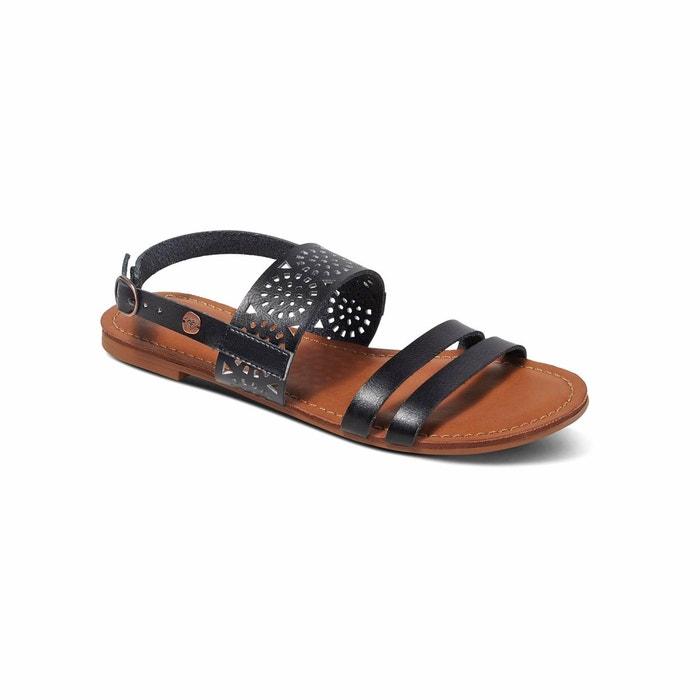 Sandales felicia noir Roxy