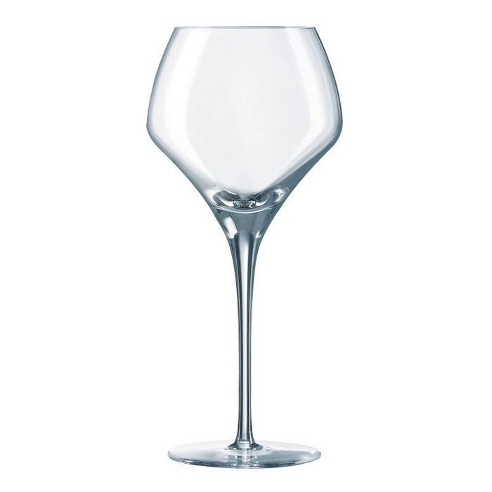 6cd20211e83b3 6 verres à pied round 37 cl - open up verre Chef Et Sommelier
