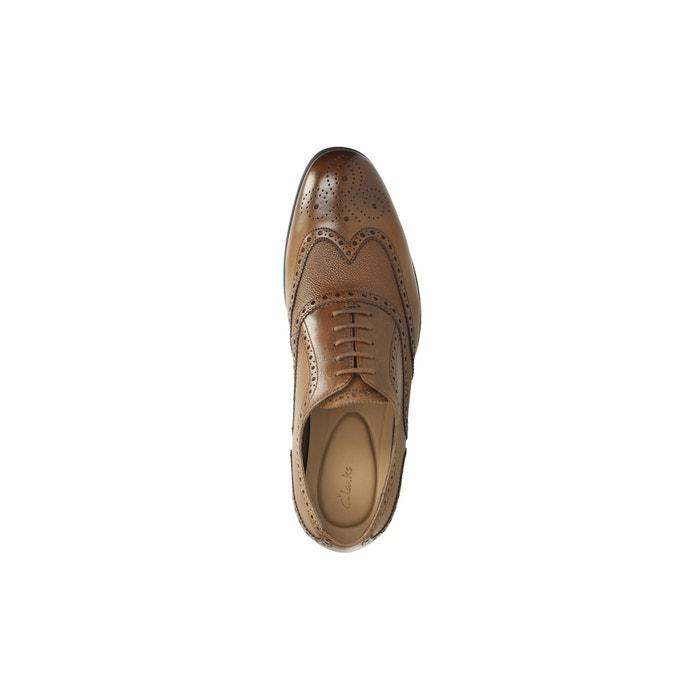 Limit Gilmore piel Zapatos de CLARKS richelieus RzxXIPwnqg