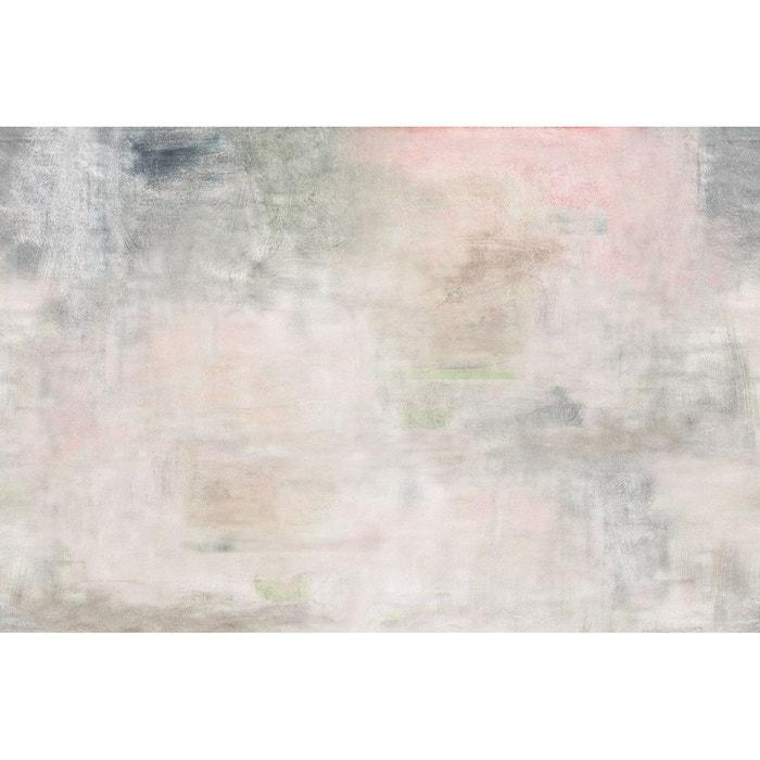 Papier Peint Panoramique Fresque Peinte Texture Contemporaine Beige