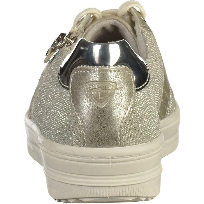 Sneaker argenté Tamaris