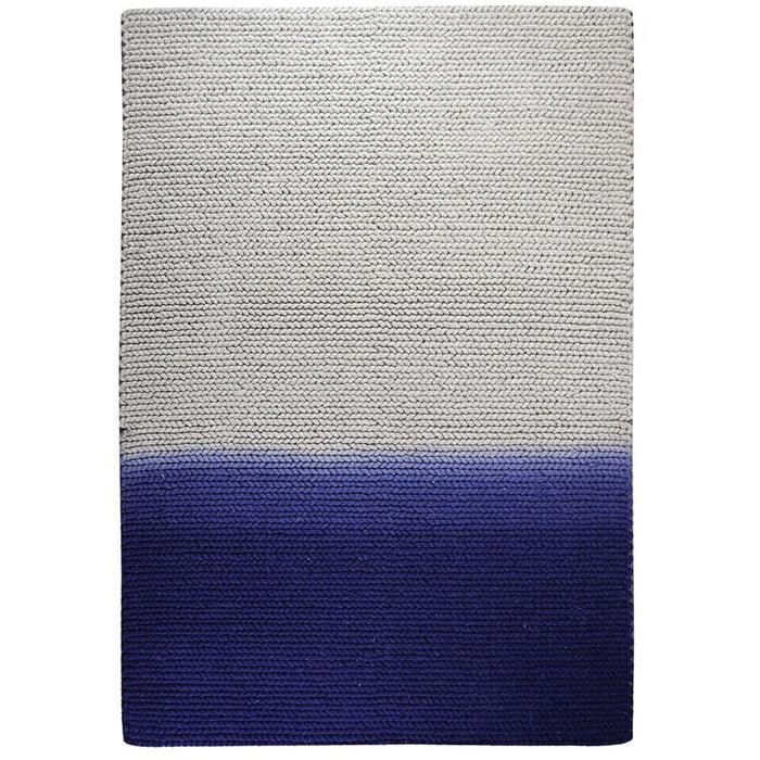 tapis kollam bleu the rug republic la redoute. Black Bedroom Furniture Sets. Home Design Ideas