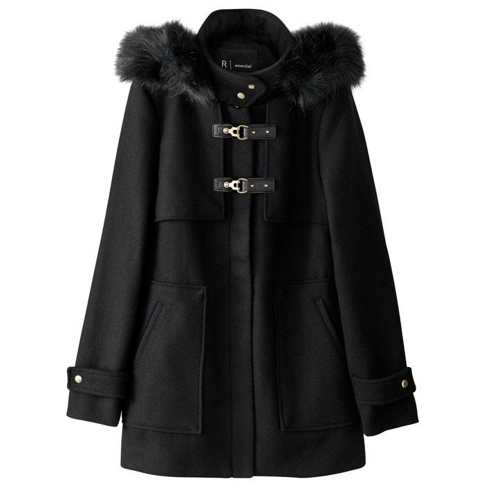 La Redoute mélange Redoute La laine en coat Duffle Collections wAvf8qO01x