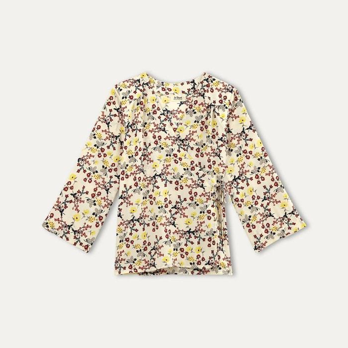 blouse colette imprim cru la brand boutique collection la redoute. Black Bedroom Furniture Sets. Home Design Ideas