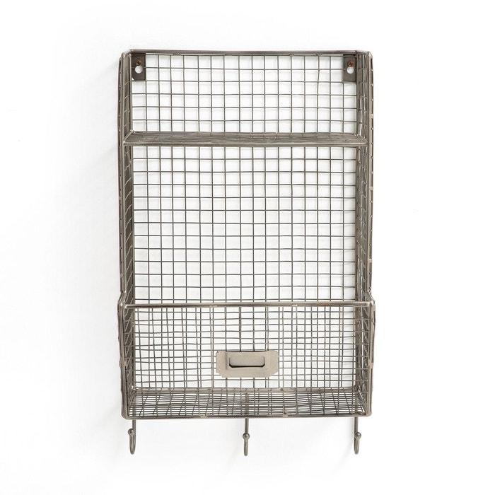 etagere grillage metallique jg25 montrealeast. Black Bedroom Furniture Sets. Home Design Ideas