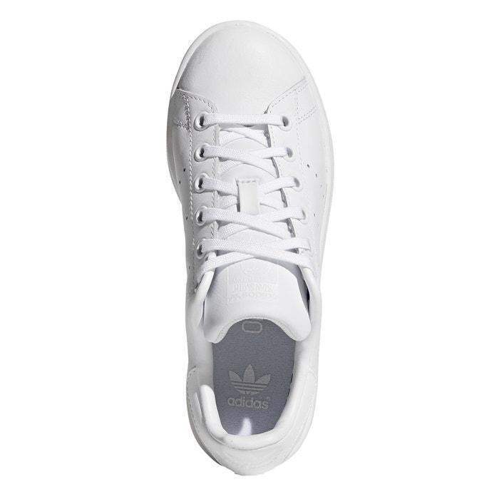 bb6400c4cbb25 Sapatilhas stan smith j branco Adidas Originals