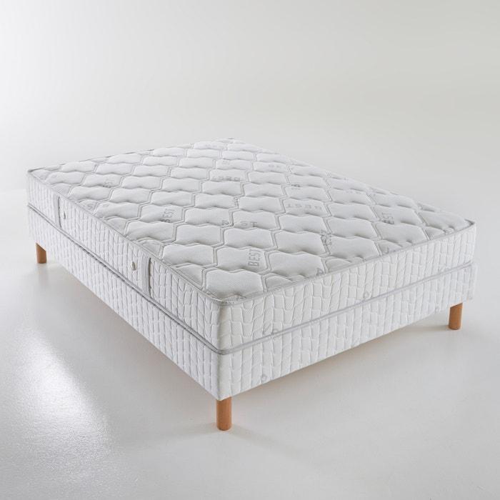 ensemble matelas latex confort prestige tr s ferme. Black Bedroom Furniture Sets. Home Design Ideas