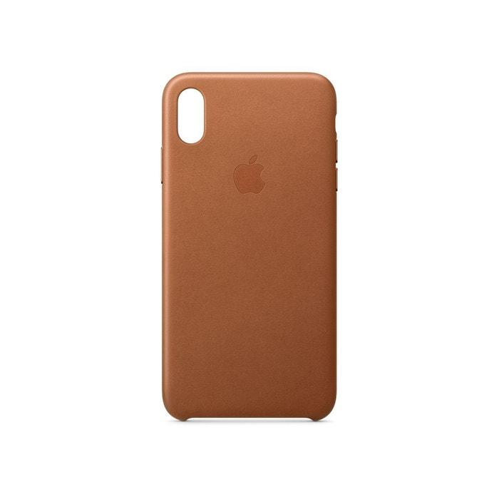 coque apple havane iphone x