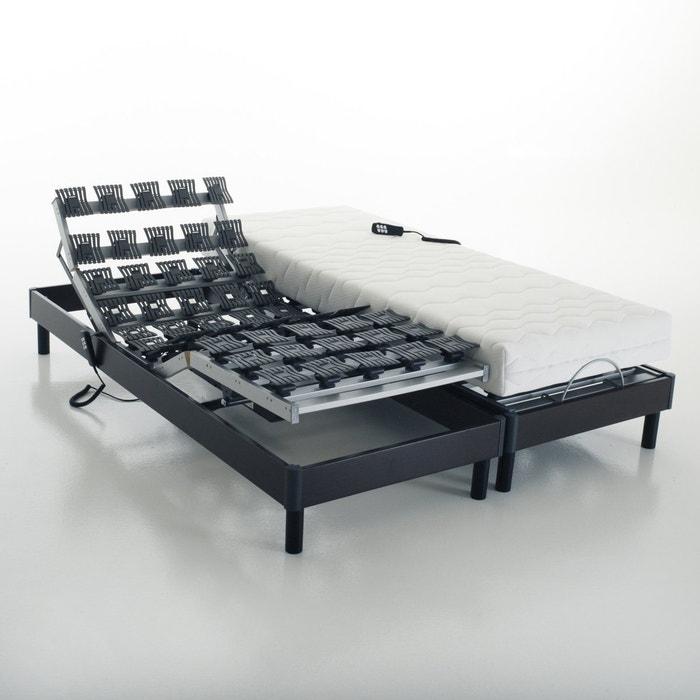 afbeelding Relax ensemble 5 slaapvlakken + matras in visco-elastische mousse. La Redoute Interieurs