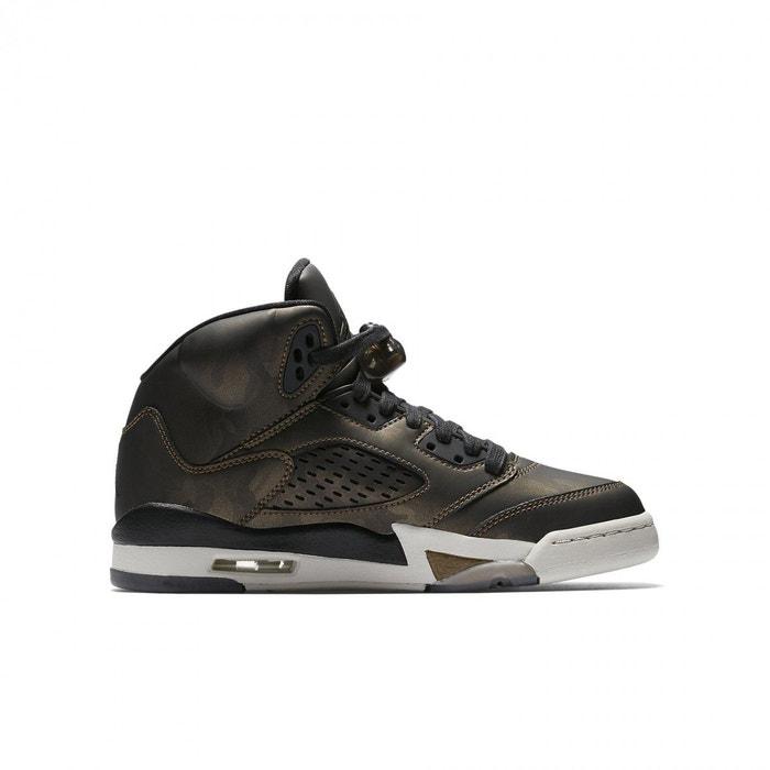 Basket air 5 retro premium heiress - 919710-030  noir Jordan  La Redoute