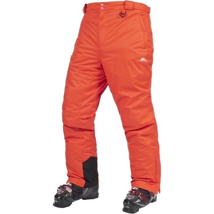 pantalon de ski mulford tp50 orange trespass la redoute. Black Bedroom Furniture Sets. Home Design Ideas