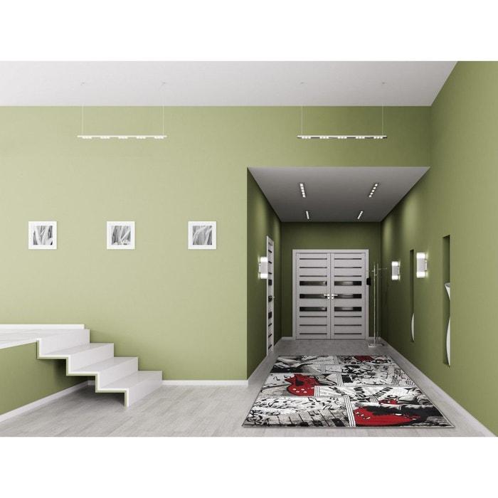 tapis d 39 entr e design argent city argent allotapis la. Black Bedroom Furniture Sets. Home Design Ideas