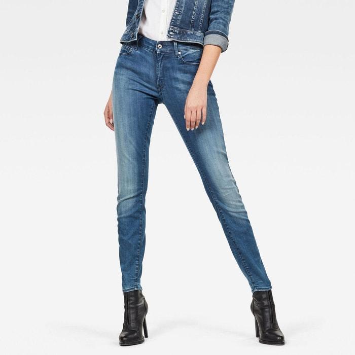 Jean Skinny Taille Haute Shape