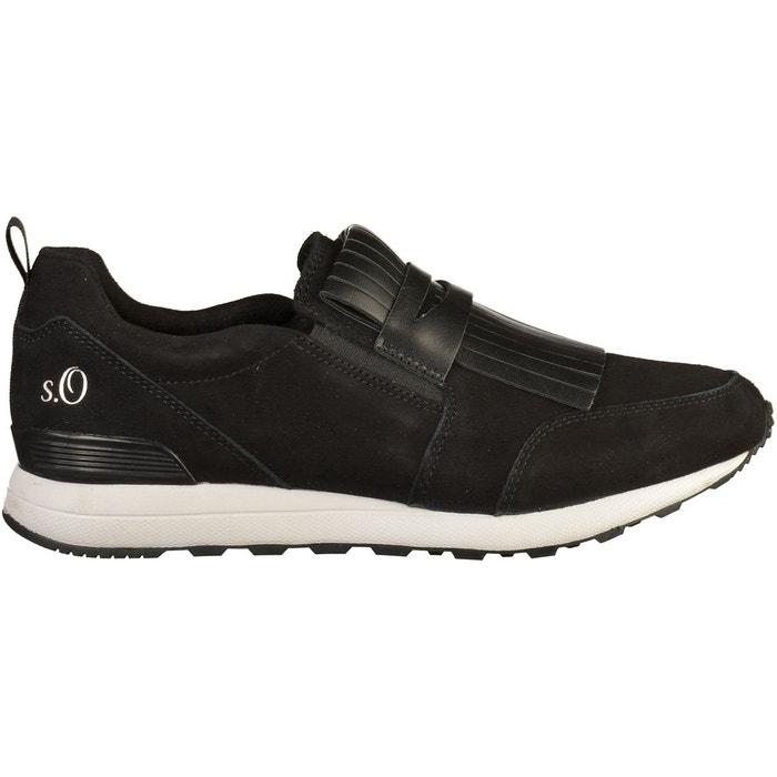 Sneaker noir S.Oliver