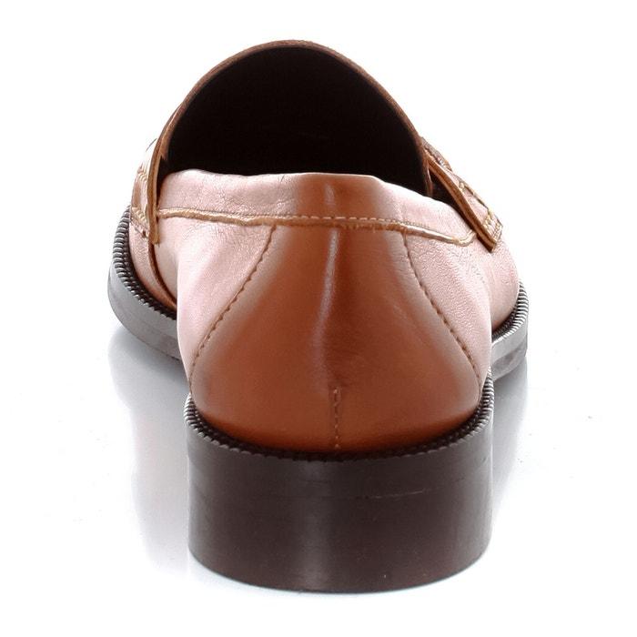 Mocassins cuir R Essentiel