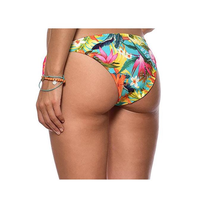 a de bikini estampado Braguita con reversible de BANANA rayas flores MOON 6wgxpqEWnz
