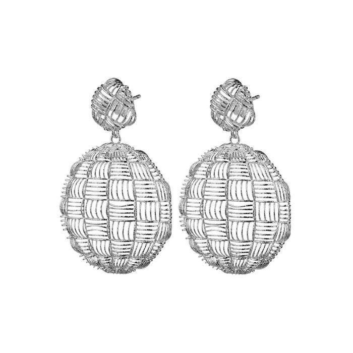 Boucles d'oreilles en argent 925 argent Canyon | La Redoute Prix Bas À Vendre jJSbi46sf