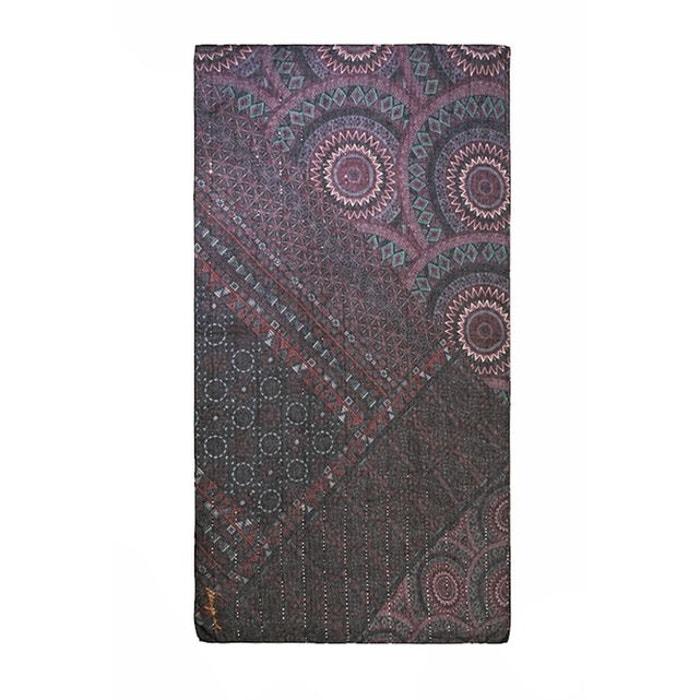 7b2c70bd10db2 Foulard Noa 195 cm Negro DESIGUAL image 0. Ce produit a bien été ajouté à  votre liste de préférés.