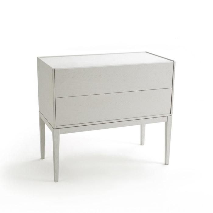 commode nizou design grijs am pm la redoute. Black Bedroom Furniture Sets. Home Design Ideas