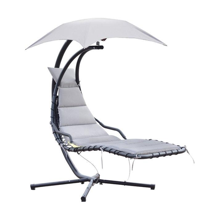 transat suspendu design contemporain pare soleil et. Black Bedroom Furniture Sets. Home Design Ideas