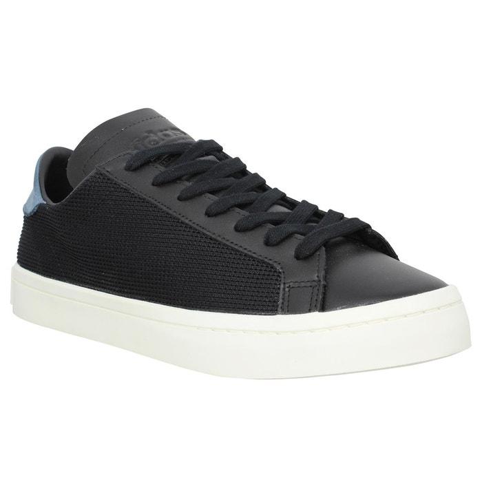 Noir Vantage Redoute Adidas Toile OriginalsLa Court Baskets rWdCoeQxB