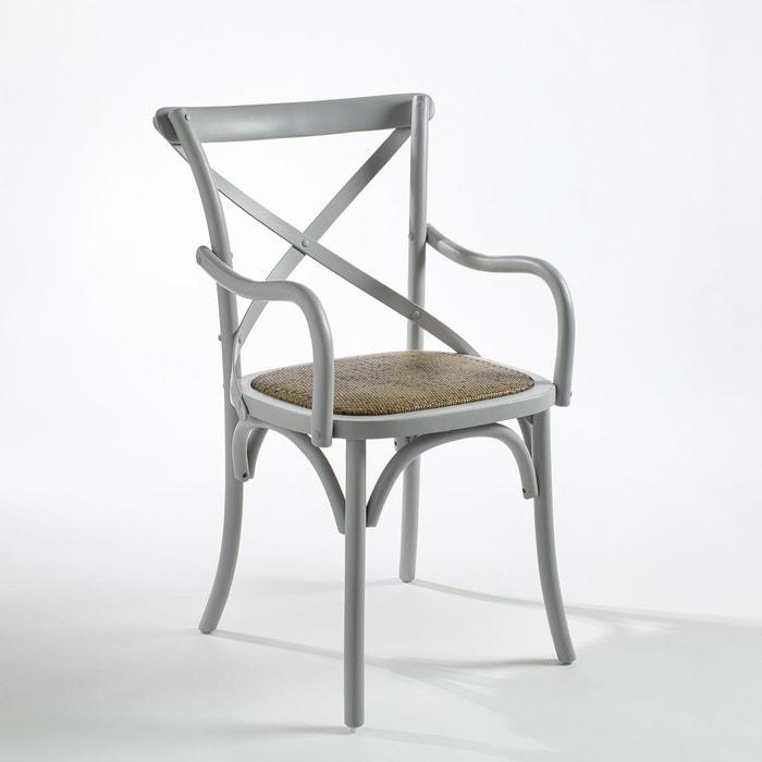 fauteuil humphrey gris perle am pm la redoute. Black Bedroom Furniture Sets. Home Design Ideas