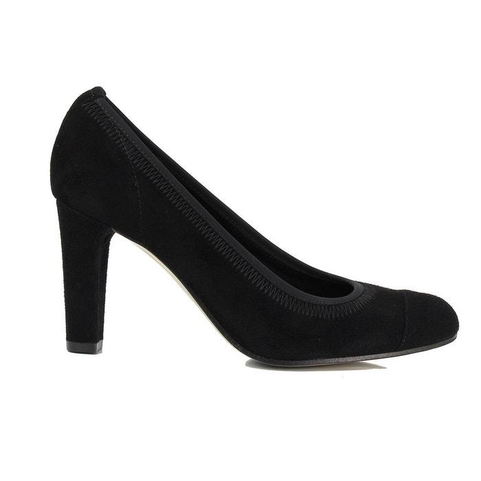 Elizabeth Stuart CLARIAS 300 NOIR - Chaussures Escarpins Femme