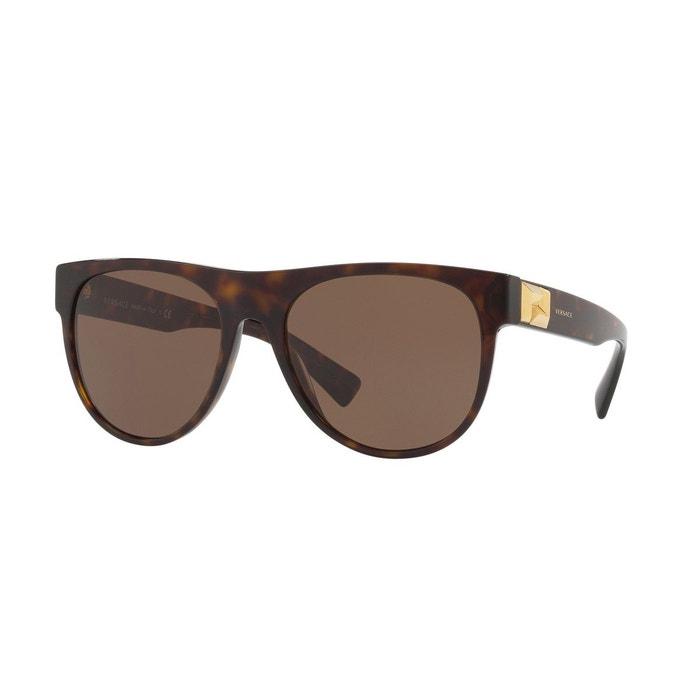 Lunettes de soleil ve4346 marron glacé Versace | La Redoute Manchester Grande Vente Sortie En Ligne À Faible Coût Vente Boutique Prise Avec Mastercard rFCR5XOV