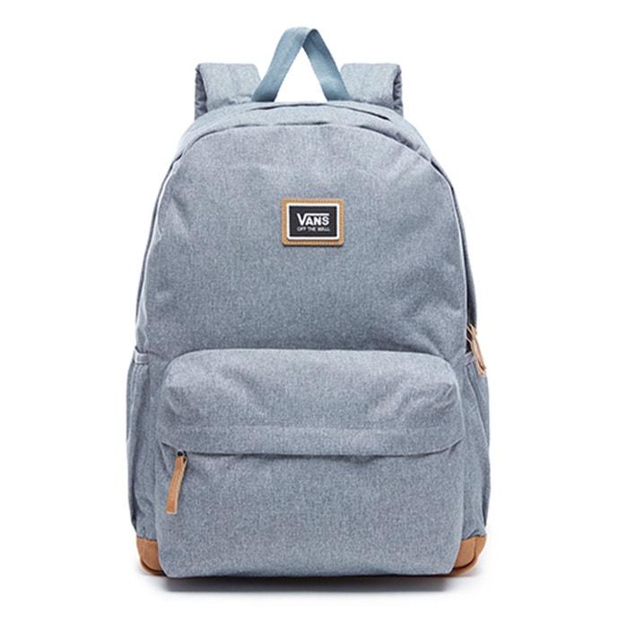 rucksack realm plus backpack grau vans la redoute. Black Bedroom Furniture Sets. Home Design Ideas