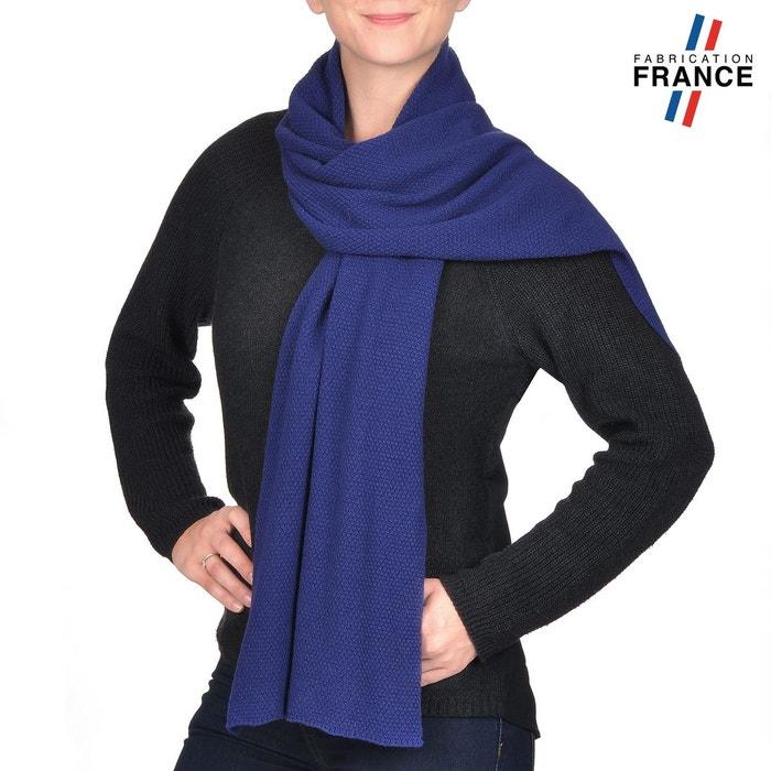 Echarpe soizic bleue Traite La Vente En Ligne u3akx9zY9d