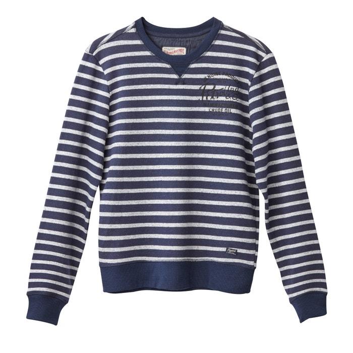 afbeelding Gestreepte sweater PETROL INDUSTRIES