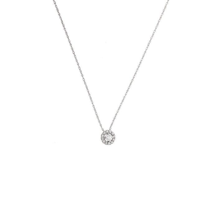 Pas Cher Choix De Sortie Collier diamants Livraison Gratuite Livraison Rapide 56l8iEd