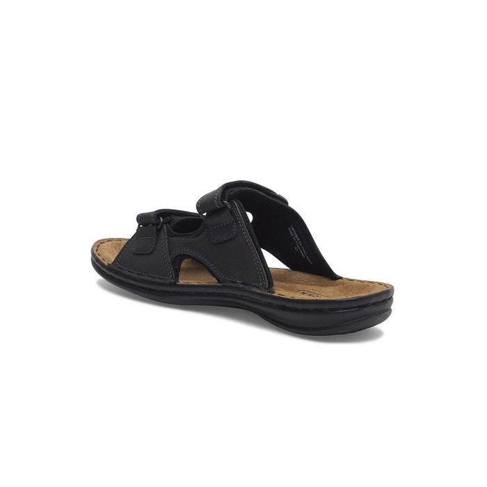 Sandales et tongs brokey noir Tbs