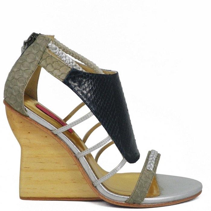 Chaussure femme en cuir verna Pring Paris