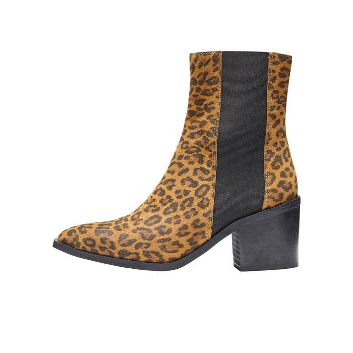 Bottes léopard Magasin De Jeu De Vente Pas Cher YbtYXFi8ce